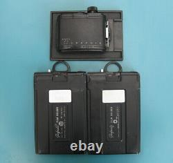 4x5 Crown Graphic Camera, Extra Lenses, Film Holders, Polaroid Back + More