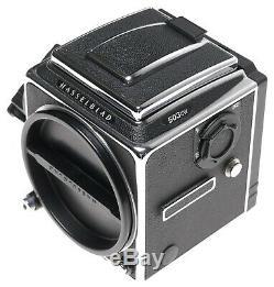 503CW Hasselblad 6x6 film camera body film back Millennium Gold box 503 CW