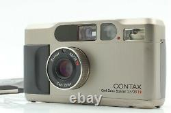 AS-ISContax T2 Point & Shoot Film Camera + Data Back From JAPAN #600