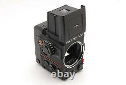 A- Mint Rolleiflex 6006 Film Camera withWL Finder, 120 Back 6x6 From JAPAN 7098