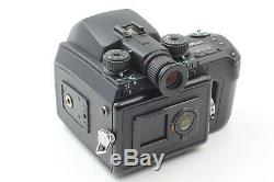 Almost MINT Pentax 645NII N II Camera Body with120 and 220 Film Back Japan 0220A