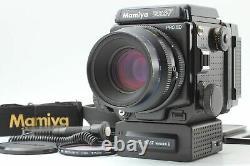 Almost Mint Mamiya RZ67 Pro II D Camera Sekor Z 110 F2.8 Film Back from Japan