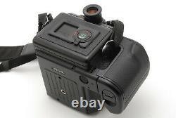 Almost Unused Pentax 645N Medium Format Camera with120 & 220 Film Back From Japan
