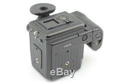 Almost Unused Pentax 645N Medium Format Film Camera Body 120 Film Back JAPAN