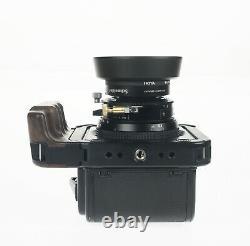 Alpa 12 TC Camera + Schneider APO-digitar 35mm XL + Hasselblad HAA + Film Back