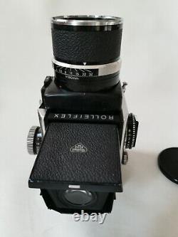 Analog Camera Rolleiflex SL66 Sonnar 4/150 good condition + additional filmback