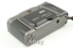 Apps Mint READ Contax T2D T2 D Titan Black Data Back 35mm Film Camera JAPAN