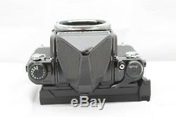 Asahi Pentax 67 Mirror Up Medium Format Film Camera Polaroid Back From japan