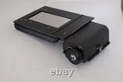 Cambo C-243 film back for 6x12 612 film, slide in for 4x5 camera, Rare SALE