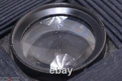 Certo Certotrop Camera 120 Roll Film Back, Schneider Xenar 105mm 2.9 Lens
