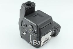 Contax 645 Camera Body + MFB-1 645 Film Back + MF-1 Viewfinder From Japan #hk649