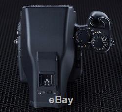 Contax 645 Medium Format Camera Body + MF-1 View + MFB-1 film back
