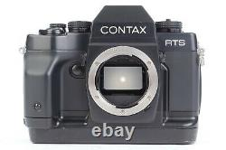 Contax RTS III 35mm SLR Film Camera (Body Only) with Date Back #P7720