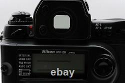 DHLN MintNikon F5 Film Camera Body with MF-28 Multi Control Back from Japan