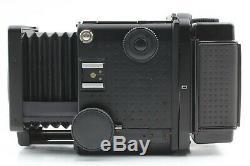 EXC 3 Mamiya RZ67 Medium Format Film Camera Body 120 Film Back From JAPAN