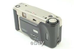 EXC+3 withCase Filter Back CONTAX TVS D Databack 35mm Film Camera from JAPAN 183