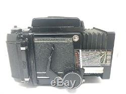 EXC+4 Mamiya RB67 Pro S Camera + Sekor 127mm f/3.8 + 120 Film Back from Japan
