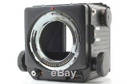 EXC+4 Mamiya RZ67 Pro Medium Format camera Body 120 film back From Japan # 253