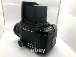 EXC+5 MAMIYA RB67 Pro Film Camera + SEKOR 127mm F3.8 Lens + 120 Film Back