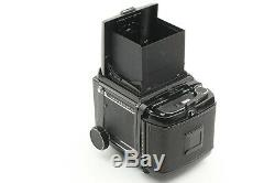 EXC+5 Mamiya RB67 Pro Film Camera + 127mm f/3.8 Lens 120 / 645 Back from JAPAN