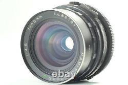 EXC+5 Mamiya RB67 Pro S Film Camera Sekor C 65mm F4.5 Lens 120 Back From JAPAN