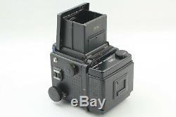 EXC+5 Mamiya RZ67 Professional + 6x7 120 Film Back Camera Body From JAPAN #486