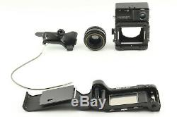 EXC+5 Mamiya Universal Press Film Camera 100mm f/3.5 6x9 Back by FedEx fromJAPAN