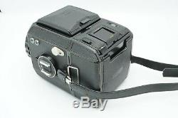 EXC+5 Zenza Bronica EC Film Camera Body with Film Back from Japan #978
