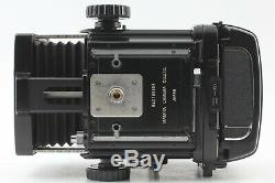 EXC+5 with Cap Mamiya RB67 Pro S ProS Camera Body with 120 Film Back Japan #404