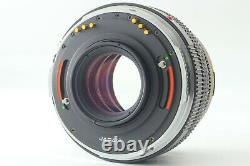 EXC+5 with Grip Bronica SQ-A Film Camera + S 80mm f/2.8 120 Film Back From JAPAN