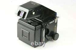 EXC+++++ Mamiya RZ67 Pro Camera 120 Film Back Sekor Z 50mm f4.5 W Lens from JP