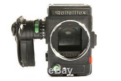 Ex+ Rolleiflex 6008AF Automatic Medium Format Camera with Film Back #HK7476X