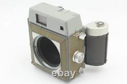 Exc+4 Mamiya Press Film Camera Sekor 100mm f3.5 Lens 6x9 Film Back From JAPAN