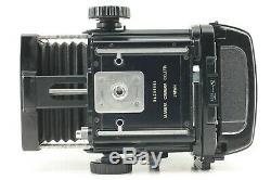 Exc+4 Mamiya RB67 Pro S Film Camera Body + 120 film back x3 from Japan 357