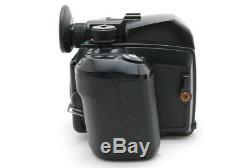 Exc +5PENTAX 645N 645 N Medium Format Camera Body 120/220 Film Back Japan 1187