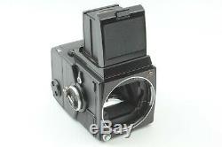 Exc+5 Bronica SQ Medium Format film Camera 120 220 Back Grip Strap from JAPAN