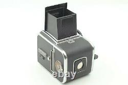 Exc+5 Hasselblad 500C 6x6 Film Camera Body + Finder + A12 II Film Back JAPAN