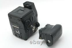 Exc+5 Mamiya 645 Pro Tl Camera Body, 120 Film Back, Prism Finder, Winder Set