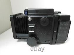 Exc+5 Mamiya RZ67 Pro Camera with Waist Level Finder 120 Film Back From Japan