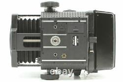 Exc+5 Mamiya RZ67 Pro Medium Format Film Camera 120 Film Back From JAPAN