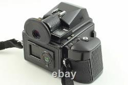 Exc+5 Pentax 645 Film Camera + SMC A 55mm f2.8 Lens + 120 Film Back From JAPAN