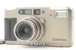 Exc+++ Contax TVS Data back Point & Shoot 35mm Film Camera From Japan #1577