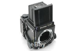 Exc+++++Mamiya RZ67 Pro Camera with 110mm f/2.8 W + 120 Film Back from JAPAN 813
