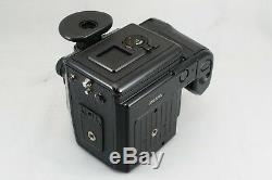 Exc+++ Pentax 645N Medium Format Film Camera 120 Film Back from Japan