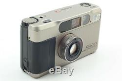 Excellent+++++ Contax T2 D Data Back 35mm SLR Film Camera from JAPAN #0067
