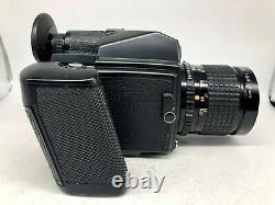 FedExN MINT+++ Pentax 645 Film Camera + SMC A 45mm f2.8 + 120 Back From Japan