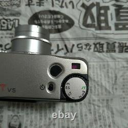 FedEx NEAR MINT Contax TVS D Data Back 35mm Point&Shoot Film Camera From JAPAN