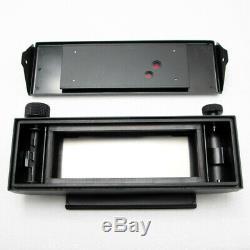 For 4x5 camera Toyo Linhof Tachihara Shen Hao 6x17 Panoramic Roll Film Back Hot