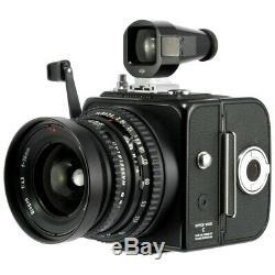 HASSELBLAD SWC FILM CAMERA + BIOGON T 38mm F4.5 + A12 II BACK / READ! / CLA'd