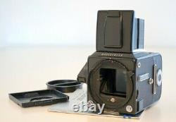 Hasselblad 2000 FCW Camera Black with A12 film back